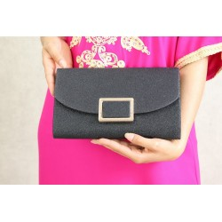 Women's handbag for evening, wedding and party - Black color
