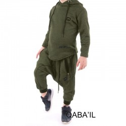 Kid's Suit Qabail ONYX Junior (10-16 years) - Khaki