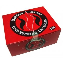 Pack of 100 coals - Golden River