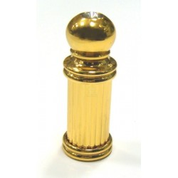 Al-Quds concentrated musk in a pretty golden bottle - For men