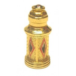 "Mixed Musk Perfume ""Rouh Al-Musk"" (Red Diamond - 3.5 ml)"