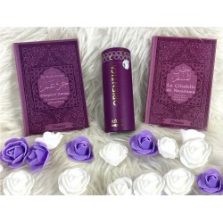 Pack Cadeau Woman Muslim: Perfume Spray Orientica and The Muslim Citadel and the Holy...