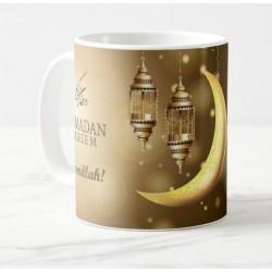 """Mug """"Ramadan Kareem"""" - Bismillah"""
