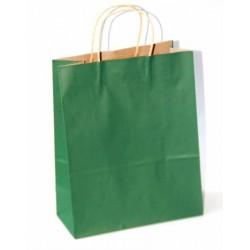 Grand sac cadeau (33 x 26 x 12 cm) plusieurs couleurs disponibles