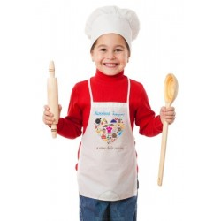 Kitchen kitchen for customizable children of your choice (for boys or girls) - Heart