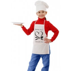 Kitchen kitchen for customizable children of your choice (for boys or girls) - Coeur I...