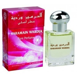 "Alcohol-free perfume ""Haramain Wardia"" (15 ml)"