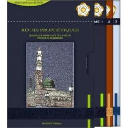 Coffret 3 volumes : Récits Prophétiques - Nouvelles approches de la vie du Prophète...