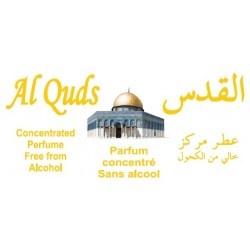 """Concentrated perfume without alcohol Musc d'Or """"Al Quds"""" (8 ml) - For men"""