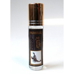"""Concentrated perfume without alcohol Musk d'Or """"Khatar"""" (8 ml) - For men"""