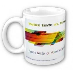 Personalized mug (name, message, etc.): Modernity