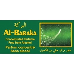 """Concentrated perfume without alcohol Musk d'Or """"Al-Baraka"""" (8 ml) - Mixed -"""