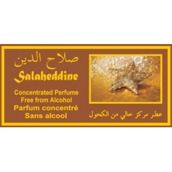 """Concentrated perfume without alcohol Musk d'Or """"Salaheddine"""" (8 ml) - For men"""