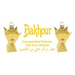 """Concentrated perfume without alcohol Musc d'Or """"Bakhour"""" (8 ml) - For men"""