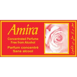 """Concentrated perfume without alcohol Musc d'Or """"Amira"""" (8 ml) - For women"""