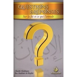 Questions et réponses sur la foi et ce qui l'annule