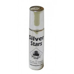 """Concentrated perfume Musc d'Or Deluxe Edition """"Silver Stars"""" (8 ml) - For men"""