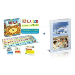 Pack: Sira Box-Society Game on the Life of the Prophet Muhammad (SAW) + Book: The...