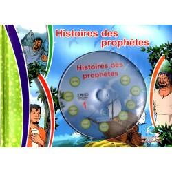 Histoires des prophètes (1) - Livre + DVD