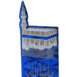 Sticker La Kâba (Kaaba): MachAllah holographic color of your choice