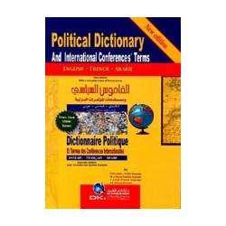 Dictionnaire politique (trilingue : anglais - français - arabe) - Political Dictionary ...
