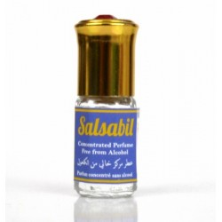 """Concentrated perfume without alcohol Musc d'Or """"Salsabil"""" (3 ml) - For women"""