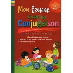 Mon premier livre de conjugaison
