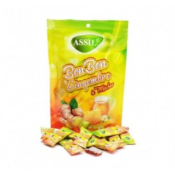 Chewing ginger-100 gr