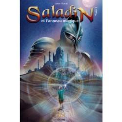 Saladin et l'Anneau Magique : Remonter le Temps, Rencontrer l'Histoire (T1)
