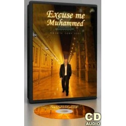 Excuse me Muhammed (CD) - Pease be upon him