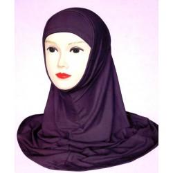 One-piece balaclava hijab (several colors)