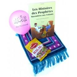 Pack Cadeau Enfant : Livre Les Histoires des Prophètes Racontées aux Enfants +...