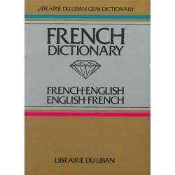 Dictionnaire de poche (Français - Anglais / Anglais - Français) - French Dictionnary