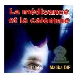 La médisance et la calomnie [CD107]