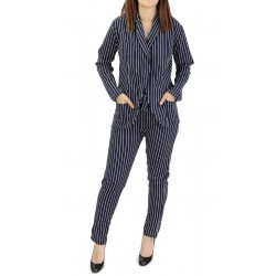 White striped suit (Jacket and pants set)