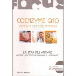 Coenzyme Q10 : Bienfaits et mode d'emploi : la star des anti-âge