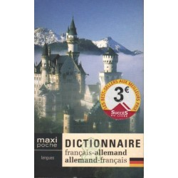Dictionnaire bilingue français-allemand, allemand-français