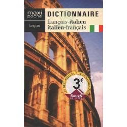 Dictionnaire bilingue français-italien, italien-français