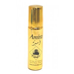 """Concentrated perfume Musc d'Or Deluxe Edition """"Amira"""" (8 ml) - For women"""