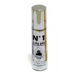 """Concentrated perfume Musc d'Or Deluxe Edition """"N ° 1"""" (8 ml) - For men"""