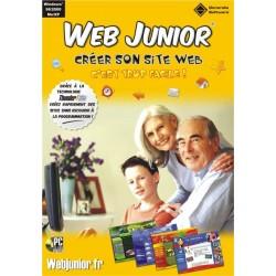 WebJunior : Créer son site web c'est trop facile