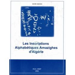 Les inscriptions alphabétiques amazighes d'Algerie