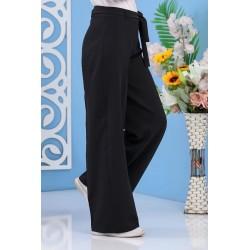 Pantalon ample - Couleur Noir (Grandes tailles)
