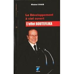 Le développement a ciel ouvert, l'effet Bouteflika
