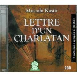 Lettre d'un charlatant - 2 CD