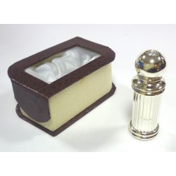 """Musc d'Or """"Silver Stars"""" perfume in silver bottle with gift box - Men"""