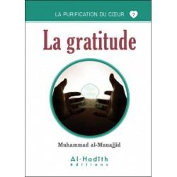La purification du coeur 7 : La gratitude