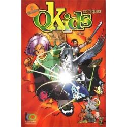 """Pack-Coffret de 7 livres BD """"Q-kids comiques"""""""