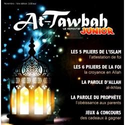 Magazine At-Tawbah (Le repentir) Junior - 1ère édition
