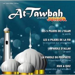 Magazine At-Tawbah (Le repentir) Junior - 4ème édition